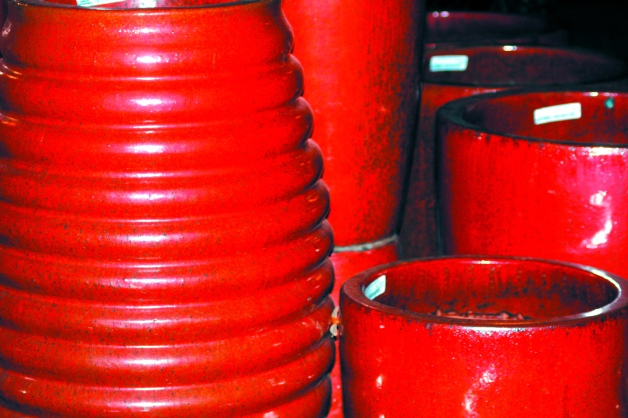red-pots
